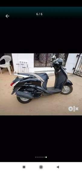 I need Yamaha fasino in good condition