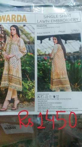 Warda new arrivals at discount rate