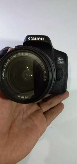 Canon EOS 750D like new