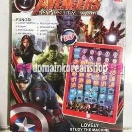Alat Bantu Belajar Anak Ipad Playpad Avenger 2bahasa