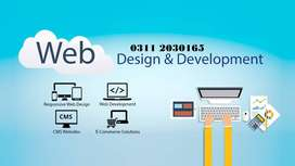 Web Development, Mobile Apps, Custom Cms, SEO , Digital Marketing