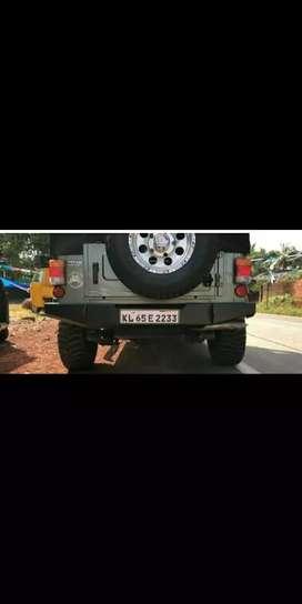bolero back bumper