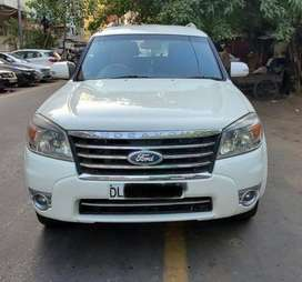 Ford Endeavour 2009-2014 3.0L 4X4 AT, 2011, Diesel