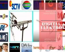 Agen antena termasuk pasang baru antena tv digital terbaik