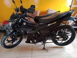 SAWO MOTOR * SUZUKI SATRIA F 2016 BLACK