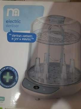 Mother care electric steriliser