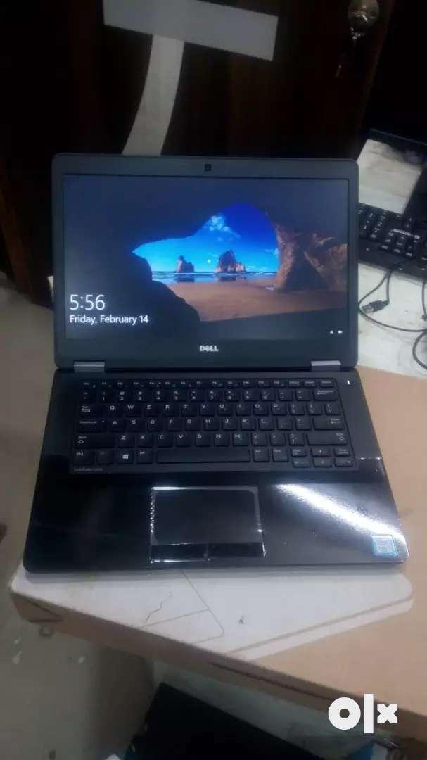 Dell core i5 6th gen under warranty 8gb ram, 256 SSD 0