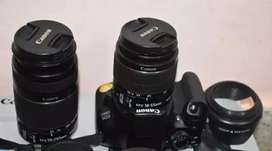 Canon 1300D (Camera for rent )
