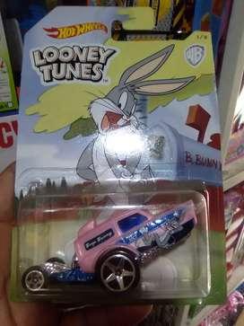 Hw poppa whelie loney tunes bunny