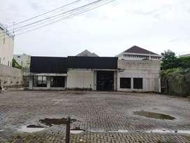Gedung di Jalan S Parman ( ex Cafe )