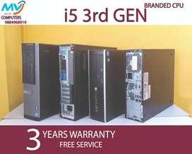 4gb ram+500hard disk*cpu&computer@i 5 3rd gen(3yr warranty)2gb graphic