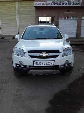 Chevrolet Captiva LTZ AWD Xtreme, 2012, Diesel