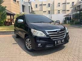 Toyota Innova G at th 2015 w/ hitam