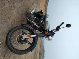 Royal Enfield Classic 350 Mercury Silver Top Condition