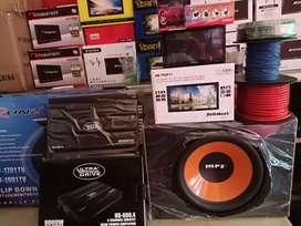 Paket Audio Complit Harga Murmer