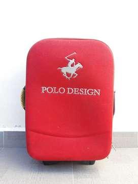 Koper Polo Merah Original