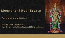 5.25Cents Land for sale at Ganapathy Nagar, Near Surya Nagar