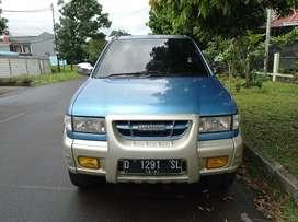 Isuzu Phanter Touring 2001AT inreyen, Baru turun Mesin
