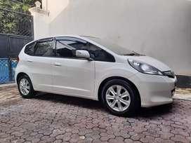 Honda jazz s matic th013 putih istimewa km71rb