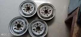 Omni Ven wheel 5 piece