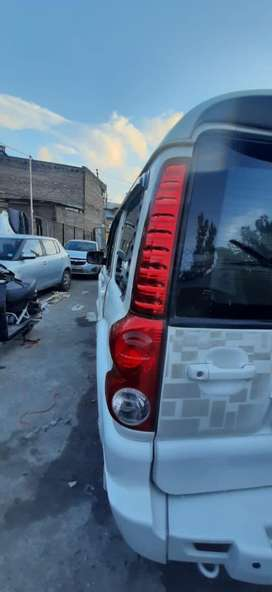 Mahindra Scorpio 2014 Diesel Well Maintained