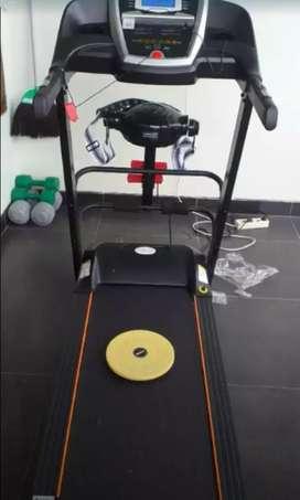 7 fungsi treadmill elektrik massager lampuansport