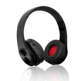 Handsfree Headphone Earphone Full Bass FM Radio Bluetooth HiPlay BT818