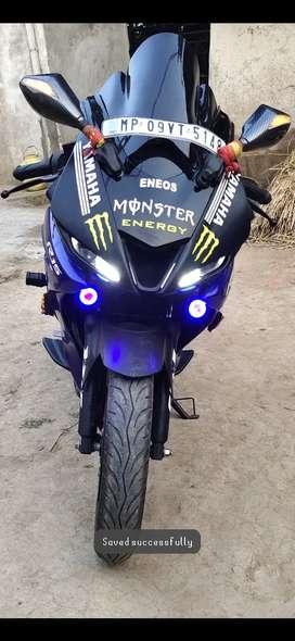 I want sell my bike R15 v3