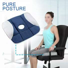 Pure Posture Seat Cushion Back Pain Relief
