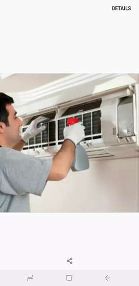 Ac service &repair( all type ac,service & mantance)