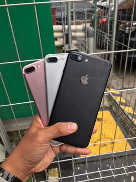 Second like new Iphone 7plus 128gb