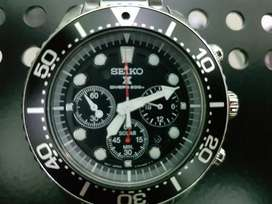 Seiko Solar Divers Chronograph [SSC015P1]