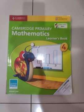 Cambridge Primary Mathematics level 4