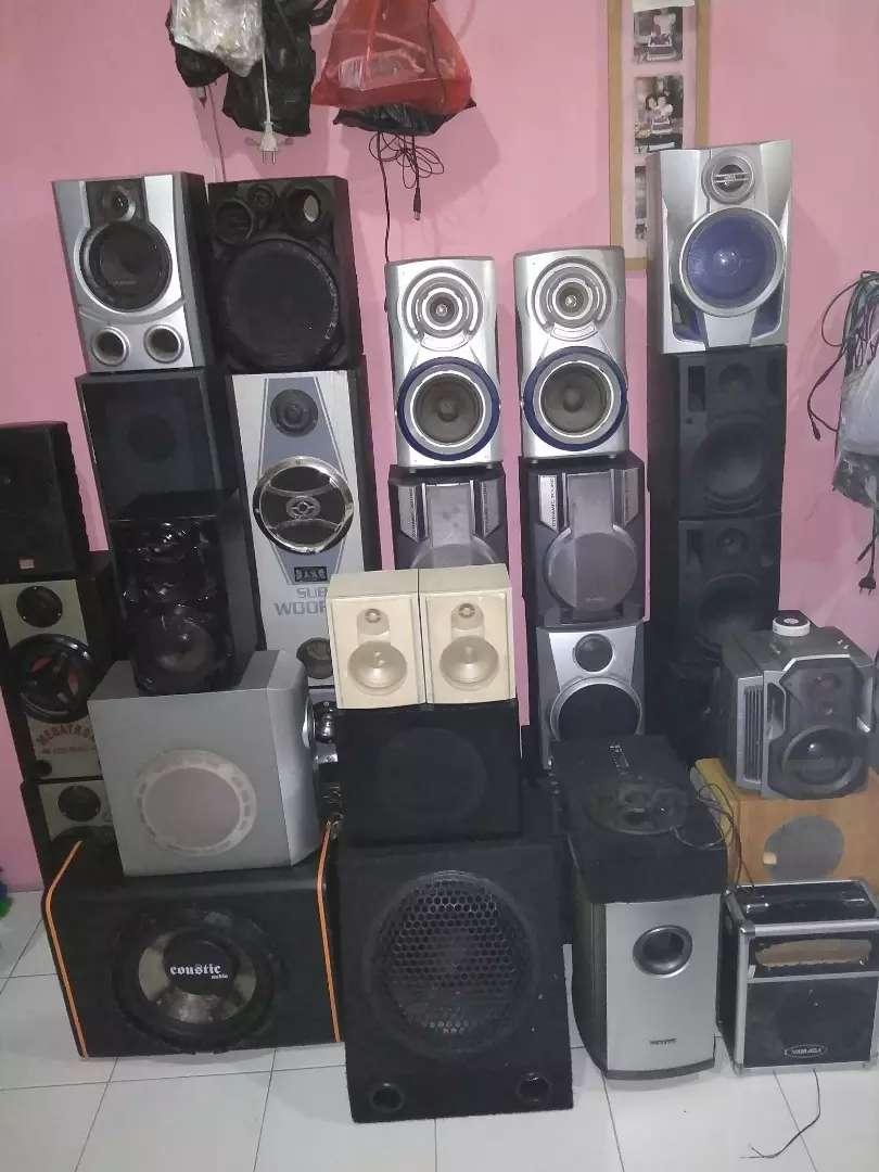 Aneka speaker speaker 0