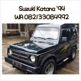 Suzuki Katana 1994