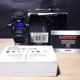 Casio G-Shock G-9200BP Riseman Black purple Langka