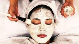 Beauty parlour home service