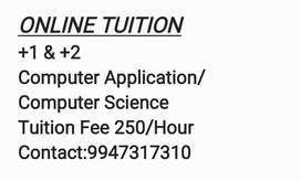 Plus One/Plus Two online tuition
