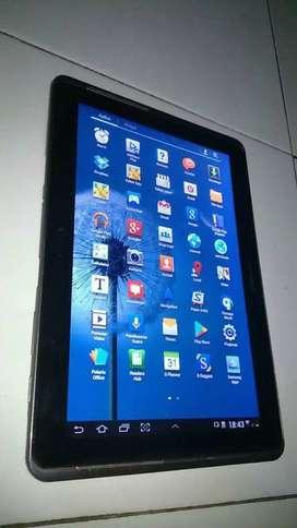 Samsung tab2 10.1 inch normal lancar