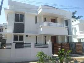 thrissur attur 6 cent 3 bhk new stylish villa
