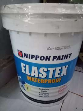Cat merk nippon paint elastex waterproof 20 kg