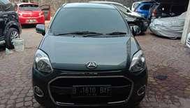 Daihatsu ayla X auto matic 2013