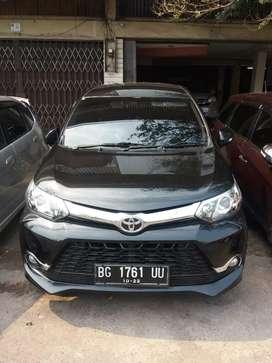 Toyota Avanza Velos 1.5 m/t thn 2017. Kredit dibantu dp 25 jt