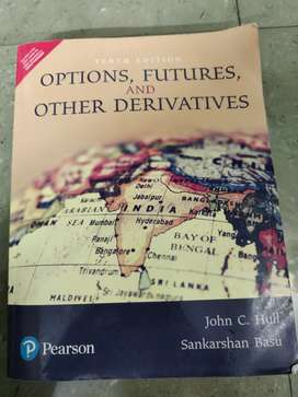 Options Futures AND Other Derivatives By John C Hull