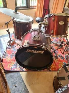 Drum Rolling BD series