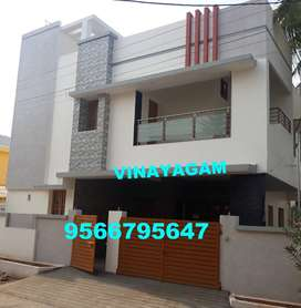 MARVELOUS , ROYAL BUNGALOW for sale at VADAVALLI (1.20 Crs.)-Vinayagam