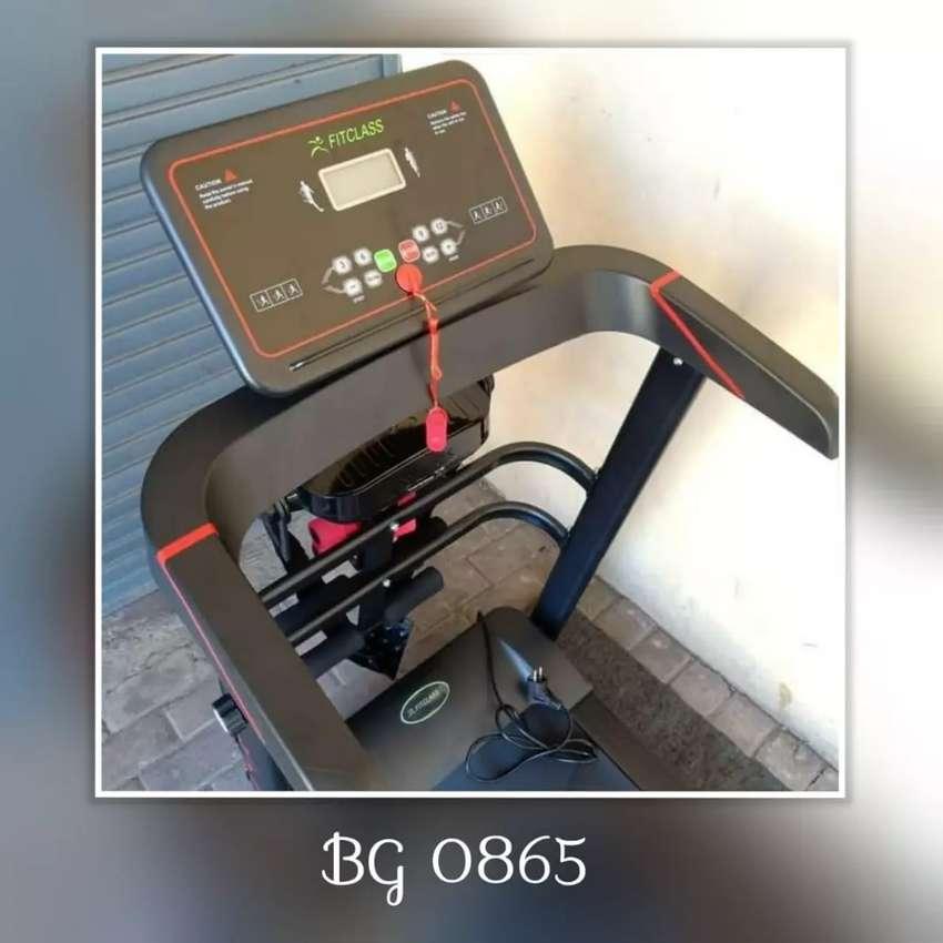 Treadmill Elektrik Kyoto Tek. Jepang // Oswald DR 18C59 0