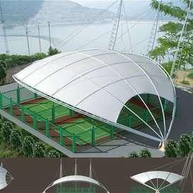 Melayani Jasa Pasang Canopy Membrane Murah Bergaransi