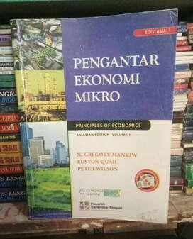 Pengantar Ekonomi Mikro - Mankiw Quah Wilson Edisi Asia