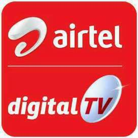 Airtel Digital Tv  marketing maneger